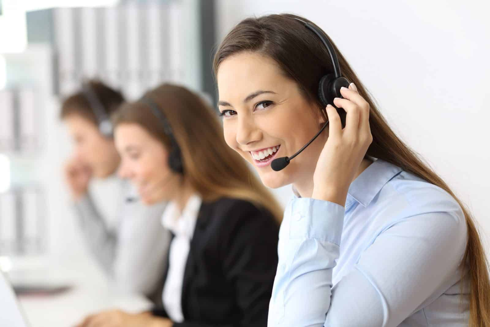 centrum obsługi klientów